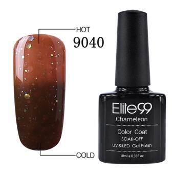 Elite99 สีทาเล็บเจล Temperature Change เบอร์ 9040 ขนาด 10 ml.