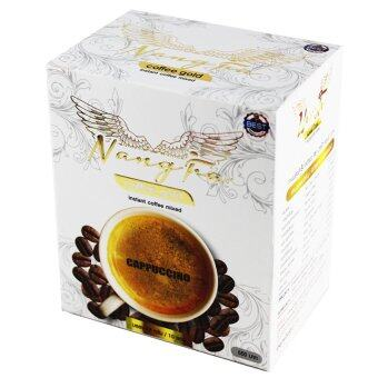 Nang Fa Coffice Gold นางฟ้า คอฟฟี่ โกลด์ กาแฟปรุงสำเร็จ ชนิดผง 10 ซอง บรรจุ 18 กรัม
