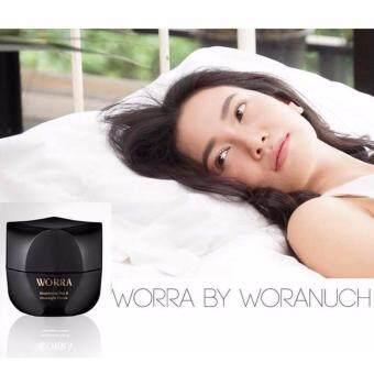 ครีมนุ่น WORRA by Worranuch วอร์ร่า บาย วรนุช ไบรท์เทนนิ่ง เดย์ แอนด์ โอเวอร์ไนท์ ครีม Brightening Day & Overnight Cream