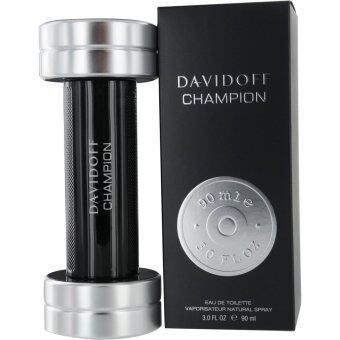 Davidoff Champion EDT spray for men 90 ml.พร้อมกล่อง