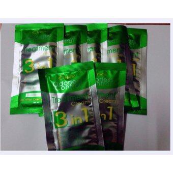 Elracle Odorless Control Treatment Cream 3 In 1 เอลราเคิล โอ๊เด็อเล็คซ คอลโทรล ทรีทเมนท์ ครีม 6 ซอง