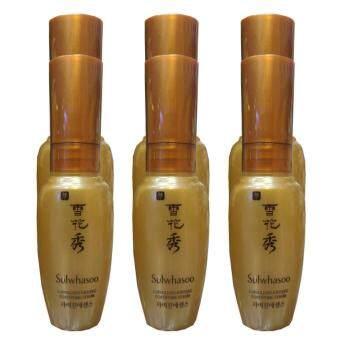 Sulwhasoo capsulized ginseng fortifying serum เพิ่มความยืดหยุ่นและเรียบเนียน 8ml (6 ขวด)