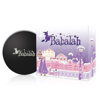 Babalah Cake 2 Way แป้งเค้กทูเวย์บาบาล่า (ตลับกระจก) 14 g. # 02 ผิวสองสี