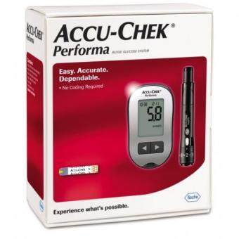 ชดเครื่องตรวจน้ำตาล Accu-Chek Performa