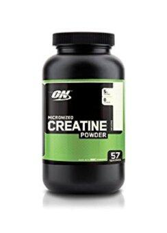 Harga Optimum Nutrition Micronized Creatine powder (57 serving)--Unflavor