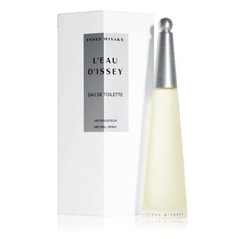 Issey Miyake L'eau D'Issey For Women 100 ml (พร้อมกล่อง)
