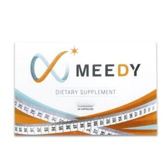 MEEDY อาหารเสริมลดน้ำหนัก+ลดสิว บล็อก & เบิร์น (1 กล่อง x 30 แคปซูล)
