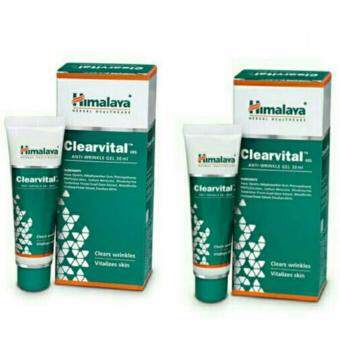 Himalaya Clearvital Anti-Wrinkle 30 ml.เซรั่มลดเลือนรอยสิว หลุมสิว (2 กล่อง )