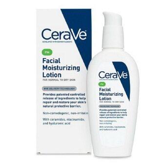 CeraVe Facial Moisturizing Lotion PM 89ml (สำหรับกลางคืน)