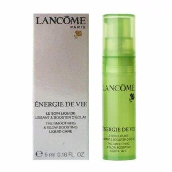 Harga Lancome Energie De Vie The Smoothing & Glow Boosting Liquid Care 5ml