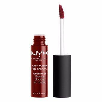 นิกซ์ โปรเฟสชั่นแนล เมคอัพ ซอฟต์ แมท ลิป ครีม - SMLC27 มาดริด NYX Professional Makeup Soft Matte Lip Cream - SMLC27 Madrid