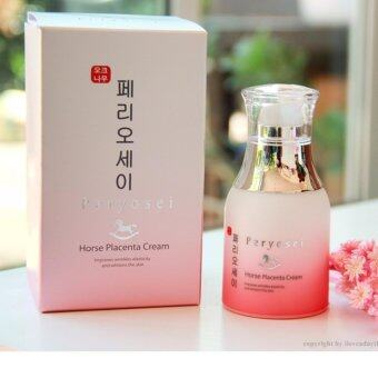 Peryosei Horse Placenta Cream 30 ml. ครีมรกม้า เพอโยเซะ