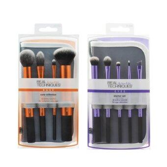Harga Real Techniques Hot Set 1 รุ่น Core Collection + Starter Kit