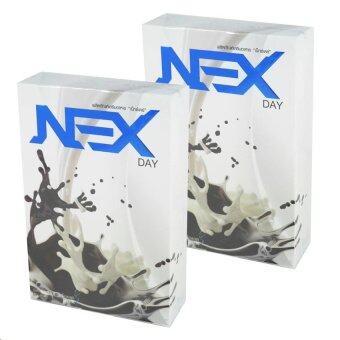 Kudson NEX Day ผลิตภัณฑ์อาหารเสริม 10 ซอง (2 กล่อง)