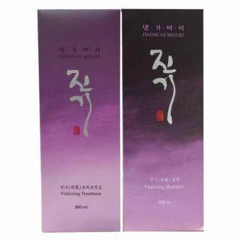 Daeng Gi Meo ri Shampoo 300ml. + ครีมนวด Vitalizing Treatment 300ml (1 เซ็ท)