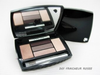 Harga LANCOME Hypnose Doll Eyes Palette D01 FRAICHEUR ROSEE 2.7g. (NB)