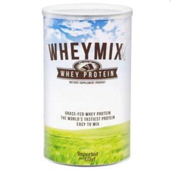 Hylife Wheymixx เวย์โปรตีน เสริมสร้างกล้ามเนื้อ รสช็อกโกแลต (1 กระป๋อง)