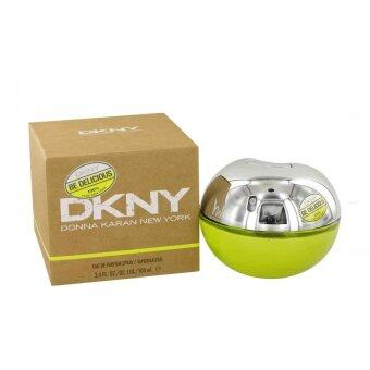 DKNY Be Delicious for women EDP 100 ml.พร้อมกล่อง