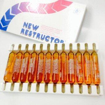 Alfaparf Ne Restructor โลชั่นทับทิมล้างสารเคมีตกค้างของเส้นผมหลังการทำสี หลังยืด หรือหลังการดัดผม