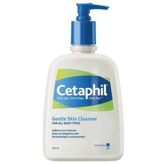 Cetaphil Gentle Skin Cleanser 500 ml x 1ขวด