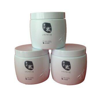 ซันปุโซะ ชาร์โคล ดิสทิเลท แฮร์ มาส์ค 500มล.x3 Sunpuso Charcoal Distillate Hair Mask 500mlx3