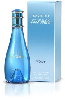 Davidoff Cool Water for Women 100 ml (พร้อมกล่อง)