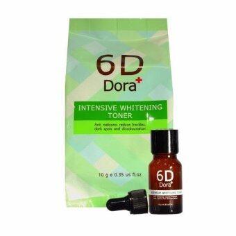 6D Dora+ โทนเนอร์สลายฝ้า กระ 10ml