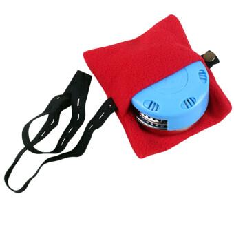 อุปกรณ์ม้วน Portable Metal Plastic Moxibustion สแตนเลส