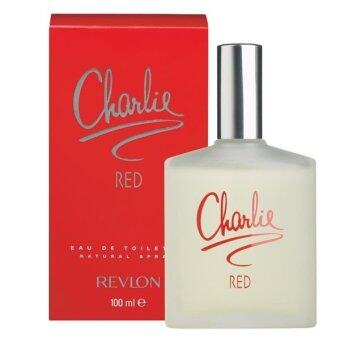 Charlie Red Cologne Spray 100ml. (พร้อมกล่อง)