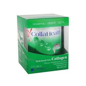 คอลลาเฮลท์ คอลลาเจนจากปลาทะเล Collagen Collahealth Hydrolyzed Fish 200g x 1 Box