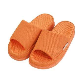 Refre OKUMURA Slippers รองเท้านวดเพื่อสุขภาพ รองเท้าญี่ปุ่น รองเท้าเพื่อสุขภาพ สีส้ม Size M