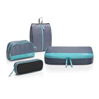 CHOOCI กระเป๋าแบบพกพาขนาดเล็ก กระเป๋าน้ำเดินทาง