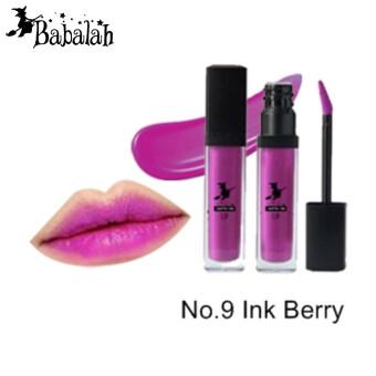 Babalah Matte Me Lips ลิปสติก ลิปครีม บาบาลา No.09 Ink Berry
