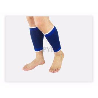 Shin Support ปลอกหน้าแข้ง ที่กระชับกล้ามเนื้อ ที่รัดหน้าแข้ง ที่รัดขา(2คู่)