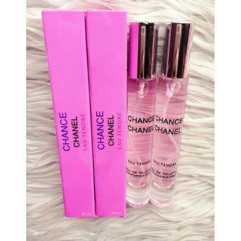 Chanel Chance Eau Tendre for Women(20ml*2)พร้อมกล่อง