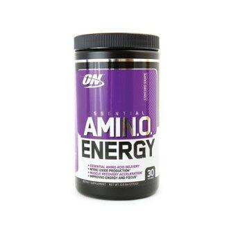 Harga OPTIMUM NUTRITION ESSENTIAL AMINO ENERGY--Grape flavor
