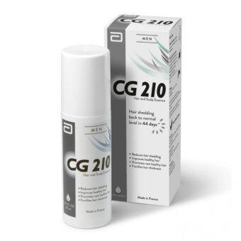 CG 210 Men ผลิตภัณฑ์ลดการหลุดร่วงของเส้นผม สำหรับผู้ชาย 80 ml.