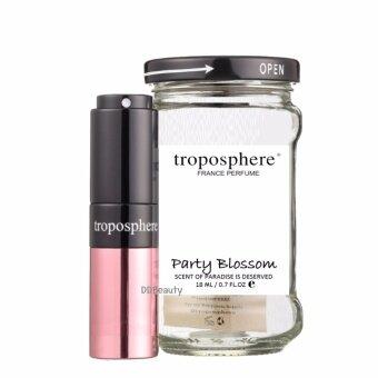 Troposphere น้ำหอมโทรโพสเฟียส์ กลิ่น Party Blossom (18ml.)