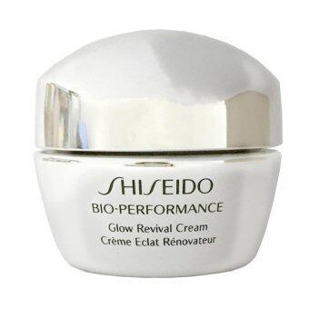 Shiseido Bio-Performance Glow Revival Cream ครีมบำรุงผิวสูตรเข้มข้น 10ml (1 กระปุก)