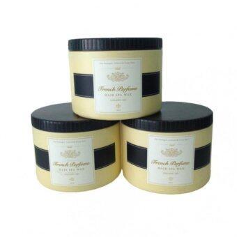 ยูเนี่ยน เฟรนซ์ เพอร์ฟูม แฮร์ สปา แว็กซ์1000มล.x3 Union French Perfume Hair Spa Wax 1000 ml.x3