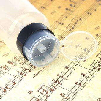 210 มล, ปั๊มกุญแจล็อกตู้ว่างเปล่าเล็บน้ำยาล้างขวดแอลกอฮอล์ฆ่าเชื้อโรคน้ำยาล้างเล็บอุปกรณ์เครื่องมือ