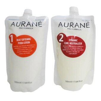 ครีมดัดผม Aurane Dynamic Curl Perm Neutralizer 500 ml.