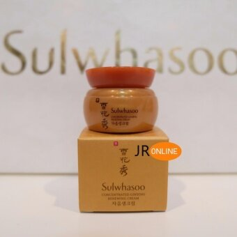 Harga Sulwhasoo Concentrated Ginseng Renewing Cream 5 ml
