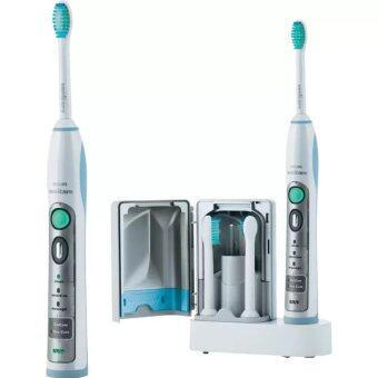 Philips Sonicare Flexcare Premium Edition - ชุดแปรงสีฟันไฟฟ้าแพ็ค 2 เครื่อง