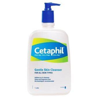 Cetaphil Gentle Skin Cleanser 1,000 ml x 1ขวด
