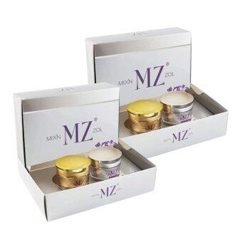 MinZol ครีม มินโซว MZ เซ็ท 2 กระปุก (2 เซ็ท)