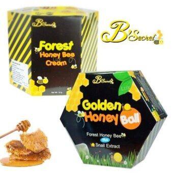 ครีมน้ำผึ้งป่า หน้าเงา ขาวใส ไร้สิว และมาส์กลูกผึ้ง กลิ้งแล้วหนืด ยืดแล้วมาส์ก