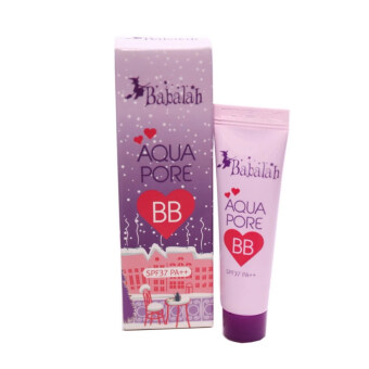 Babalah Aqua Pore BB บาบาร่า บีบีครีม SPF37 PA+++ 10g (1 หลอด)