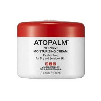 Atopalm Intensive Moisturizing Cream 100 ml. ครีมบำรุง สูตรที่อ่อนโยน ผิวหน้าและผิวกาย 1กระปุก
