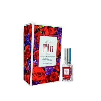 FIN น้ำหอมกลิ่นกุหลาบ มาดามฟิน Madam fin (สีแดง)
